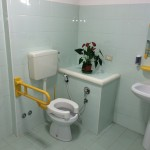 CRA bagno stanza